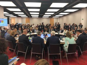 Ministerial Meeting in Poznan